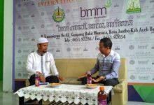Photo of Kunjungi ISS, Sekda Aceh Besar Bahas Kerjasama Pemda-BMM