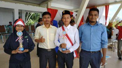 Photo of SMP dan SMK Assalam ISS Raih Juara 3 di Karnaval Kota Jantho