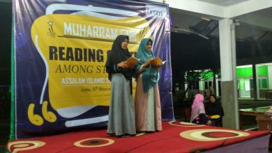 Photo of ASSALAM ISS Held Reading Contest in Celebrating Islamic New Year 1440 H