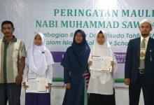 Photo of Peringatan Maulid Nabi Muhammad SAW 1440 H, Pembagian Rapor dan Wisuda Tahfidz SMP & SMK Grafika Assalam