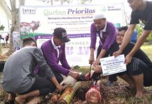 Photo of Baitulmaal Muamalat (BMM) Salurkan 130 Paket Daging Qurban di Jantho Aceh Besar