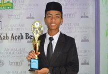 Photo of Muammar Siswa SMK Kelas 2 Raih Juara 3 Pidato Pentas PAI SeAceh Besar