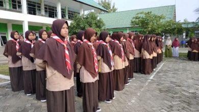 Photo of Pimpinan MSBS Lepaskan Peserta LP3 Putri