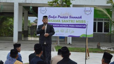 Photo of Latih Ruhiah Santri, MSBS Rutinkan Puasa Sunnah Kamis