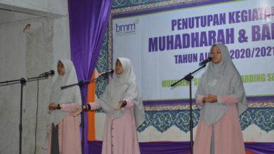 Photo of Penutupan Kegiatan Muhadharah dan Bahasa di Muamalat Solidarity Boarding School