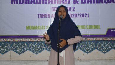 Photo of Pembukaan Muhadharah & Bahasa Semester Genap di Muamalat Solidarity Boarding School