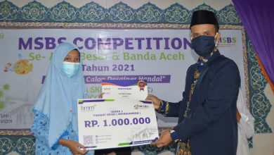 Photo of MSBS Adakan MSBS Competition Se-Aceh Besar dan Banda Aceh