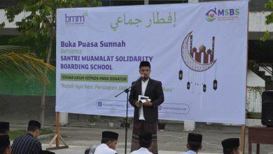 Photo of Puasa Sunah, Jadi 'Warming Up' Santri Jelang Ramadhan