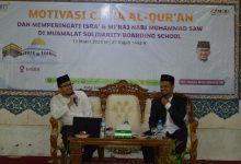 Photo of MSBS Peringati Isra' Mi'raj Nabi Muhammad SAW