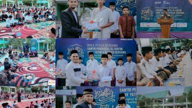 Photo of Alumni MSBS, Muliakan Anak Yatim Dengan Buka Bersama