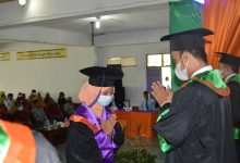 Photo of 39 Siswa SMK MSBS, Wisuda Secara Luring
