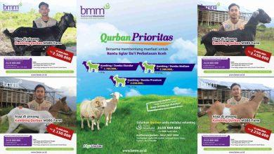 Photo of MSBS Farm Vendor Qurban Prioritas BMM Aceh