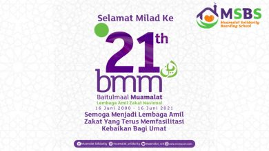 Photo of Selamat Milad BMM Ke-21