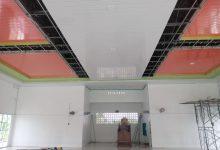 Photo of Plafon Dari Donatur Untuk Mesjid Jami MSBS Sudah Terpasang