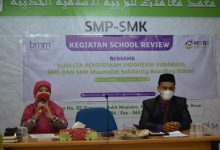 Photo of KPI Surabaya Sambangi MSBS Dalam Rangka 'School Review'