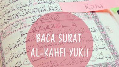 Photo of Jum'at, Waktunya Baca Yasin dan Al-Kahfi