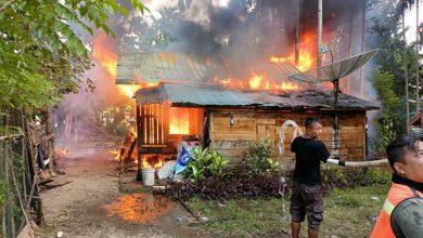Photo of Rumah Santri MSBS Terbakar, Pimpinan Ajak Berdonasi