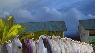 Photo of Shalat Berjamah Sebagai Ciri Khas Santri MSBS