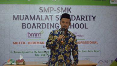 Photo of Direktur MSBS Bakar Semangat Guru Lewat Kuliah Motivasi