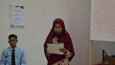 Photo of Pengadaan Piket Pemanggilan Sesuai Pekan Bahasa