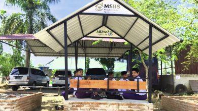 Photo of Balai Tamu Sumbangan Wali Santri Sudah Mulai Dibangun