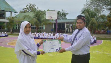 Photo of Asrama 'Abu Bakar & Khadijah' Raih Predikat Kamar Terbersih MSBS