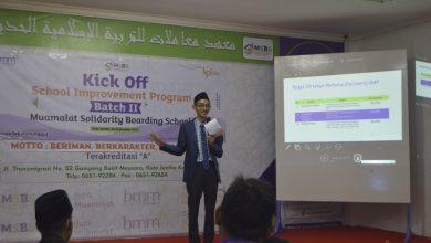 Photo of MSBS Lanjutkan School Improvment Program Batch II