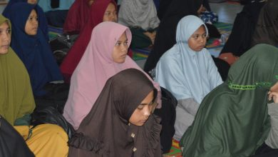 Photo of Tausiah Malam Jum'at: Santri MSBS Di Ingatkan Pentingnya Shalat