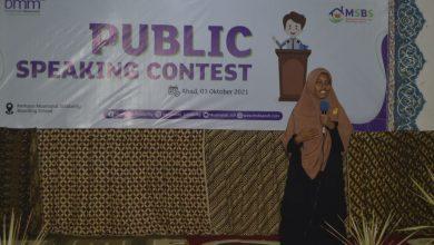 Photo of Public Speaking Membantu Santri Untuk Melatih Mental