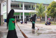 Photo of Santri MSBS Antusias Sambut Kunjungan KPI Surabaya