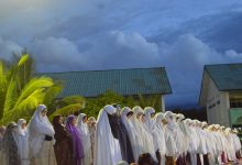 Photo of Santri Putri MSBS Kembali Bisa Beribadah Berjamaah Dengan Nyaman