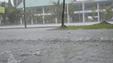 Photo of Musim Hujan, Peserta Lomba LP3 Tetap Semangat